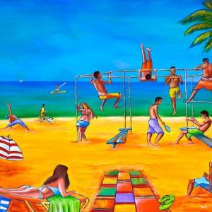 נערים-בחוף-הים