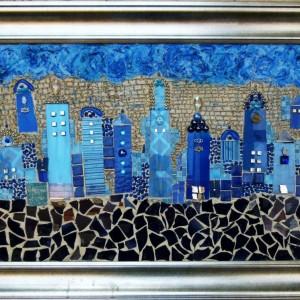 ירושלים-בכחול