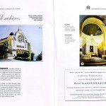 INVITATION TO AUCTION: to the benefit of the centenary of Lausanne's synagogue, Switzerland