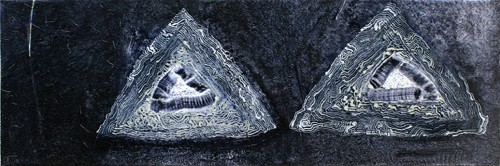 Sound-Whisper-[23],from-series,2005-2009,oil-on-canvas,125x45x5-cm