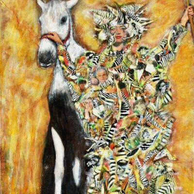 118-152 דליה עשת  קולא'ג סוס 2