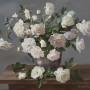 White-roses.Flowers